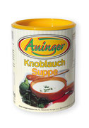 Knoblauch Suppe